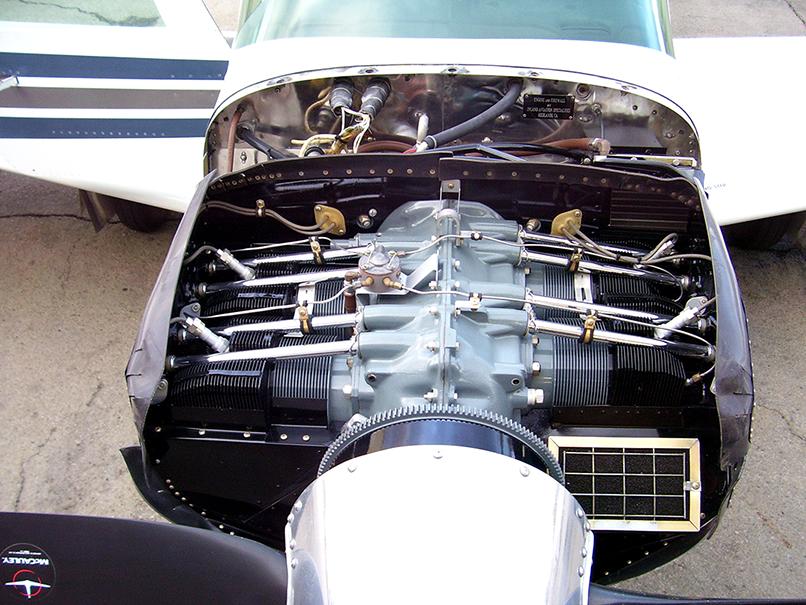 Airplane Engine Maintenance & Repair