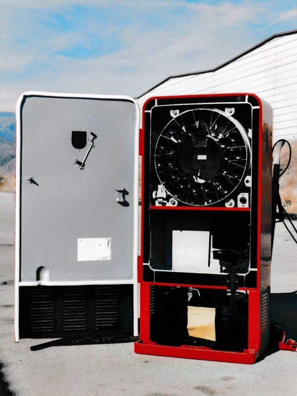 VMC model 33 Coca-Cola machine