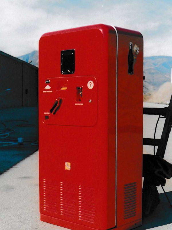 VMC model 33 Coke machine