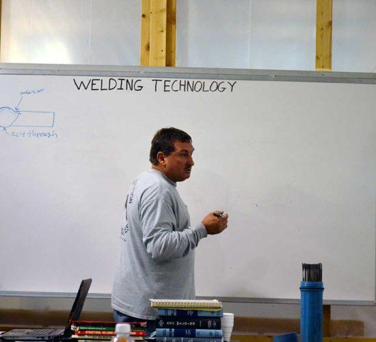 Aircraft Welding Class